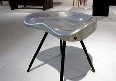 Jean Prouve  Tabouret [stool] No.307, 1951: