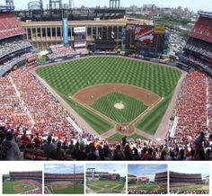 Shea Stadium - Flushing, New York - Went in 2008 (year it closed)