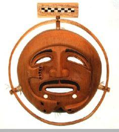 Eskimo shaman mask