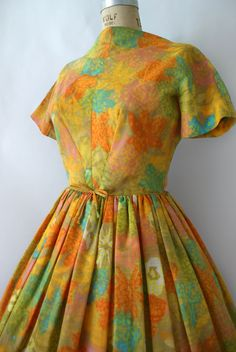 1950s Vintage Jerry Gilden Party Dress - from sweet bee finds vintage