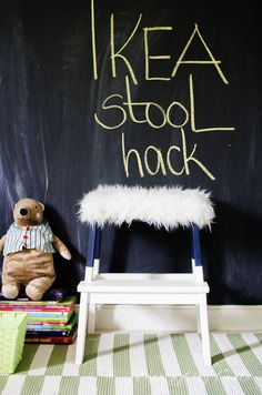 Last week I shared a great round-up post on some incredible IKEA HACKS and today I am sharing one real easy, but pretty cool and stylish hack of an IKEA wooden stool. I am pretty sure you have seen one of these inexpensive wooden stools before, right? I got it few years ago and it...Read More »