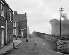 Still lives: Chris Killip's images of Northern working life chronicle and define…