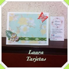 Tarjeta para Mamá Facebook: Laura Tarjetas
