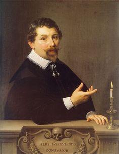 Nicolaes Eliasz. Pickenoy, Portrait of Dr. Nicolaes Tulp, 1633-34 - Six Collection Amsterdam