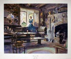 John Pike watercolor | John Pike Art Products