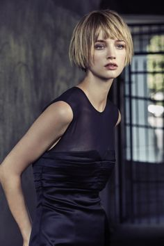 Today we have the most stylish 86 Cute Short Pixie Haircuts. Pixie haircut, of course, offers a lot of options for the hair of the ladies'… Continue Reading → Short Pixie Haircuts, Short Bob Hairstyles, Hairstyles With Bangs, Short Hair Cuts, Short Hair Styles, Straight Bangs, Grunge Hair, Great Hair, Hair Today