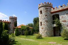 NEMESIS Traditional Hotel | #Xanthi #Thrace #Greece #GuestInn Black Sea, Greece, Traditional, Mansions, House Styles, Design, Greece Country, Fancy Houses, Mansion