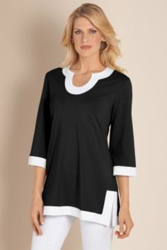 P.O.S.H. Tunic from Soft Surroundings