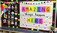 Everything is better with confetti! This confetti-themed classroom is sure to inspire your students to build self-confidence and spread kindness in the most colorful of ways!