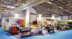 Stand Portus - Feira Portugal Print 2013  Projecto e produção  /  Portus Exhibition Stand - Portugal Print fair 2013  Project and production