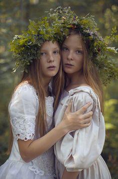 """""""SIBERIADA"""" -Katerina Plotnikova for Belle Exotique Magazine"""
