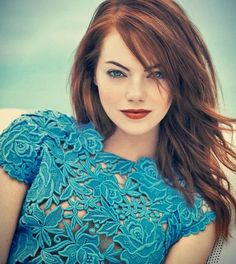 Fall makeup looks for pale skin, blue eyes and red hair emma stone hair, Hair Color For Fair Skin, Red Hair Color, Cool Hair Color, Red Color, Fair Skin Makeup, Hair Makeup, Eye Makeup, New Hair, Cool Hairstyles