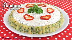 Garnitürlü Patates Salatası Tarifi nasıl yapılır? Garnitürlü Patates Salatası Tarifi'nin malzemeleri, resimli anlatımı ve yapılışı için tıklayın. Yazar: Pembe Tatlar