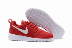 fa97e3fde0d02 chaussure nike free run pas cher nike roshe one rouge et blanche homme