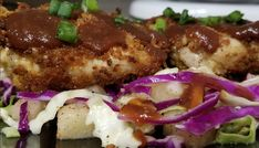 Skinnytaste: Chicken Katsu with Sesame-Pineapple Slaw in the Air Fryer – Sarah Cooks the Books Ninja Recipes, Healthy Recipes, Tonkatsu Sauce, Dinner And A Movie, Unsweetened Applesauce, Fresh Ginger, Air Fryer Recipes, Meal Planning, Pineapple