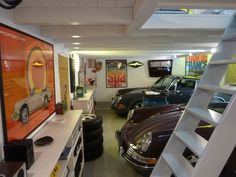 Garage. i want this...