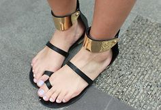for my girl with perfect feet