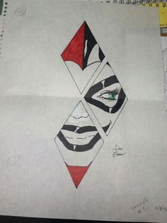 — Harley Quinn tattoo concept Maybe add the joker somehow Harley Tattoos, Harley Quinn Tattoo, Harley Quinn Drawing, Joker And Harley Quinn, Harley Quenn, Batman Tattoo, Fete Halloween, Body Art Tattoos, Tatoos