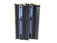 Corsair Dominator DDR2 1,066MHz review | It's a sign of just how far prices for DDR2 have fallen that Corsair's once prohibitively priced Dominator RAM is available for less than £100. Given the overclocking potential of Core 2 and Phenom chips, though, there's a convincing argument for stretching to buy the famous DHX heatspreader. Reviews | TechRadar