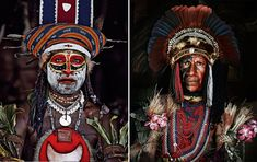 Photographer Captures Portraits Of Disappearing Tribal Groups   DeMilked