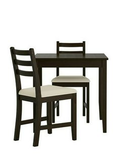 JOKKMOKK Table and 4 chairs, antique stain   Stains, Table and ...