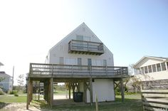 Nags Head Real Estate - 8635 W Inlet Court Lot 13 - 93989 - Beth Dobney Garcia - Charming 3 bedroom, 2 bathroom home on a quiet street in Nags Head, close to the ocean. Updates include: HVAC, new beds, and interior paint. 1 bedroom has a private deck and ocean views. 1 bedroom has sound views. For more information on 8635 W Inlet Court Lot 13 Nags Head, NC contact COLDWELL BANKER SEASIDE REALTY today.