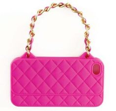 Iphone case shaped like a purse!