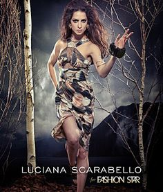 Luciana's Advertisement  #FashionStar / Fashion Star