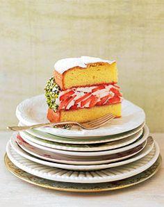 Erdbeer-Sahnetorte - Rezepte