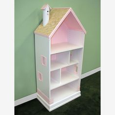For when I finally have a granddaughter <3  Things You'll Need - How to Build a Doll House | eHow