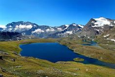 Valle d'Aosta: Parco Nazionale del Gran Paradiso (Valle d'Aosta, Piemonte),  di Salvatore Gianni Pino Guarda le Offerte!