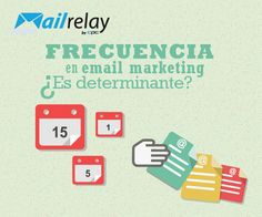 ¿Es la frecuencia en email marketing un factor determinante? http://blgs.co/Vpx1d7