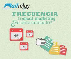 ¿Es la frecuencia de envío de newsletters un factor determinante en email marketing?