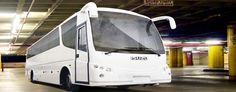 Book bus hire in Delhi per km for the outstation tour, wedding tour, holiday tour with services support from Bus Rental India. Luxury bus on rent Delhi, India rental company providing rental booking for Indian Buses Volvo, Benz, Luxury Bus, Bus Travel, Busse, Transportation, Tours, Washroom, Car