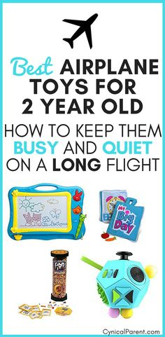 Best Airplane Toys for 2 Year Old   Traveling with baby   traveling with toddlers on a plane