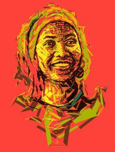 Marcia Griffiths: The Empress of Reggae #reggae, #ska, #Jamaica, #music, #Carribean, #rock, #iThrees, #Wailers, #Bob Marley, #Mosaic, #Tsevis
