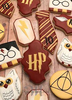 Harry Potter Deathly Hallows Cookie Cutter Cupcake Topper Fondant pain d/'épices