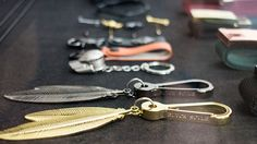 keychains from Black Scale