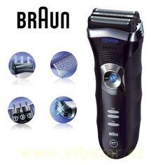 Afeitadora Braun serie 3 360