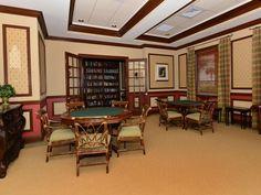 Ocean Royale card room