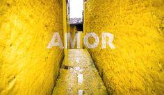 BA vorm/ anamorfe vorm (werk van kunstenaarscollectief Boa Mistura in de sloppenwijken van Sao Paulo)