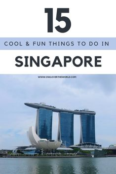 Keep on reading to discover 15 cool and fun things to do in Singapore on a budget.  Singapore on a budget / Things to do in Singapore on a budget / Singapore travel tips / Singapore budget tips / fun things to do in Singapore / Singapore travel budget