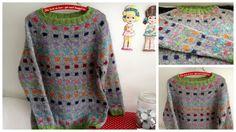 raglan genser