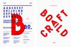 Typographies - Craft - Les Graphiquants