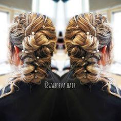 """30 kedvelés, 0 hozzászólás – Szabó Éva Fodrász (@szaboeva.hair) Instagram-hozzászólása: """"👑Menyasszonyi próba frizura👑 _________________________________ . . . . . . . . #haj #fodrász…"""" Dreadlocks, Hair Styles, Beauty, Instagram, Hair Plait Styles, Hair Makeup, Hairdos, Haircut Styles, Dreads"""