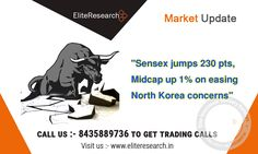 The #BSE #Sensex was up 234.59 pts at 31,622.98. the #NSE #Nifty rose 80.85 points 9,876.90. #StockTips #EliteInvestmentAdvisory