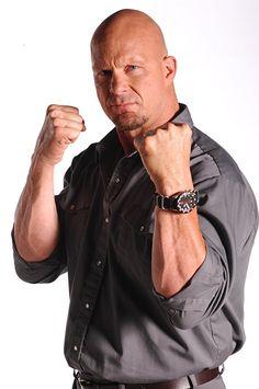 Austin Wwe, Steve Austin, Austin Stone, James Anderson, Wwe Pictures, Stone Cold Steve, George Strait, Red Hood, Professional Wrestling