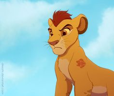You're Trespassing by Akeahi on DeviantArt, This is basically what Kion would look like if he were in the first two lion king movies. Lion King 4, Lion King Simba's Pride, Lion King Fan Art, Lion King Movie, King Art, Le Roi Lion Disney, Disney Cats, Disney Lion King, Lion King Drawings