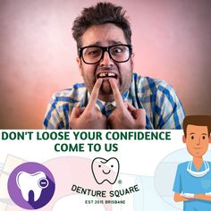 Do not lose your confidence, visit Denture Square! We are dedicated to providing the highest standard of professional service incorporating quality through innovation and technology. #denture #dentistry #dentist #dentaltechnician #odontologia #dentallab #dentures #confidence #dent #implant #dentallaboratory #odontology #dentalphotography #dentalclinic #cosmeticdentistry #prosthodontics #dentalimplants #veneer #teethwhitening #dentalwhitening #implants #bridge #brisbane #brisbanedentist Dental Photography, Dental Technician, Dental Group, Dental Laboratory, How To Gain Confidence, Professional Services, Cosmetic Dentistry, Dental Implants, Teeth Whitening