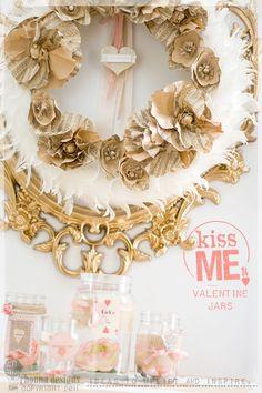 Rhonna DESIGNS: DIY Valentine cRaft ideas: mason jaRs